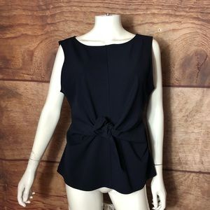 Ann Taylor Top Knot Front Women's Size Large